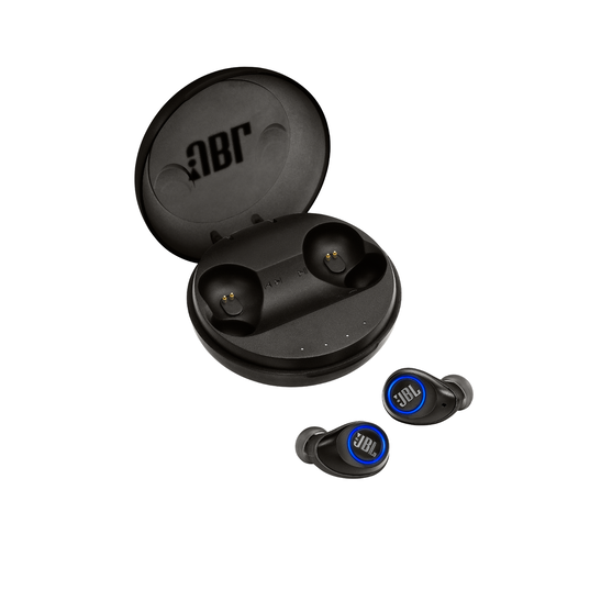 JBL Free X - Black - True wireless in-ear headphones - Hero