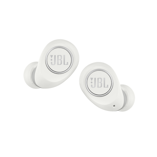 JBL Free X - White - Truly wireless in-ear headphones - Detailshot 2