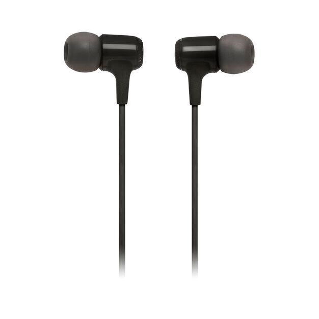 E15 - Black - In-ear headphones - Detailshot 1