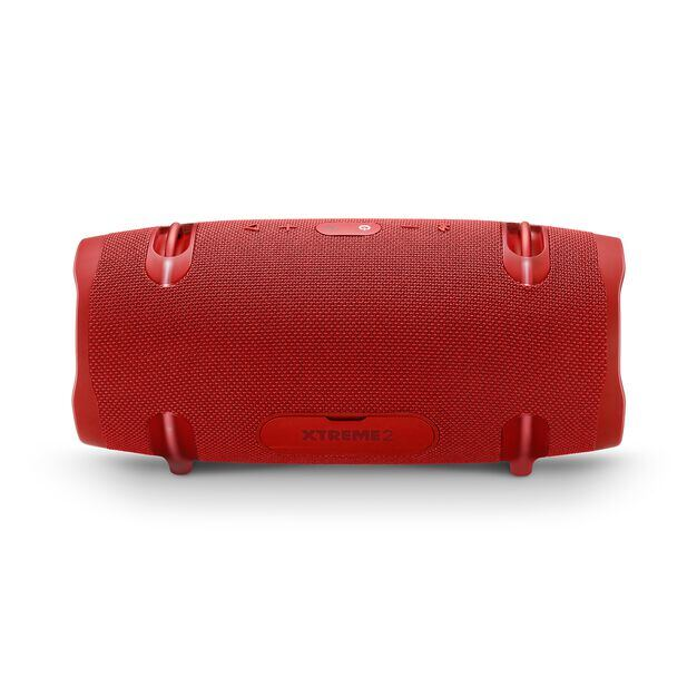 JBL Xtreme 2 - Red - Portable Bluetooth Speaker - Back