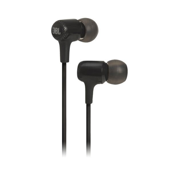 E15 - Black - In-ear headphones - Hero