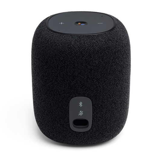 JBL Link Music - Black - Wi-Fi speaker - Back