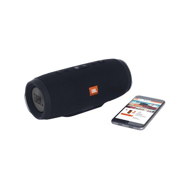 JBL Charge 3 Stealth Edition