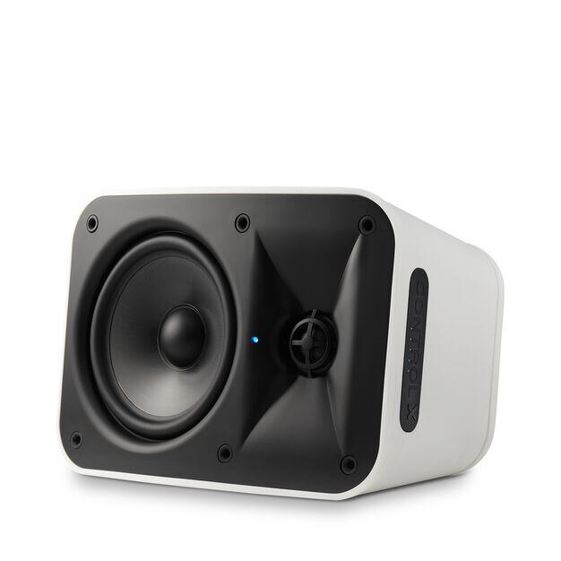 "JBL Control X - White - 5.25"" (133mm) Indoor / Outdoor Speakers - Detailshot 10"