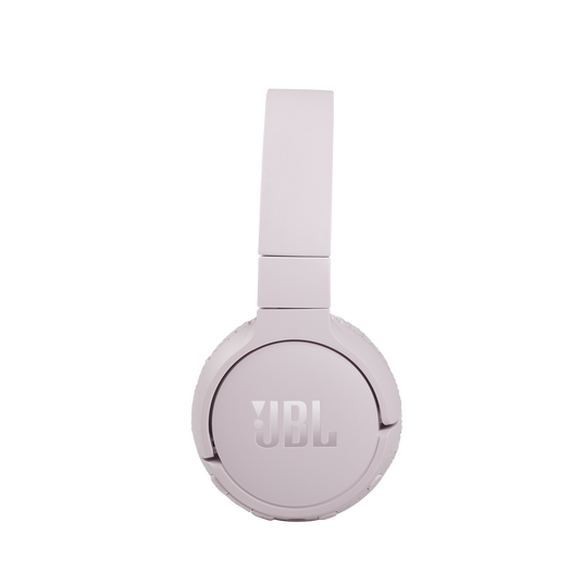 JBL Tune 660NC - Pink - Wireless, on-ear, active noise-cancelling headphones. - Detailshot 1