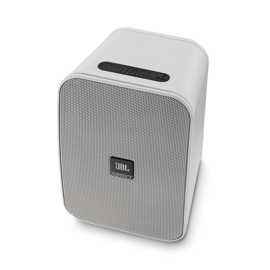 "JBL Control X Wireless - White - 5.25"" (133mm) Portable Stereo Bluetooth® Speakers - Detailshot 13"