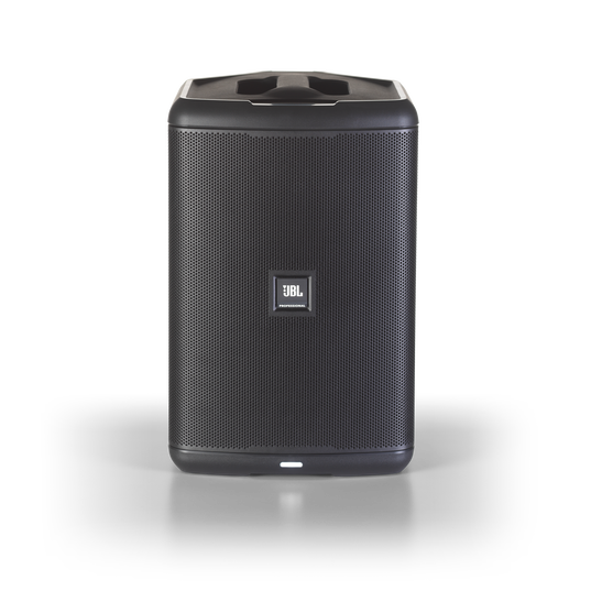 JBL EON ONE Compact - Black - All-in-One Rechargeable Personal PA  - Front