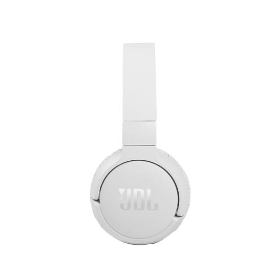 JBL Tune 660NC - White - Wireless, on-ear, active noise-cancelling headphones. - Detailshot 1