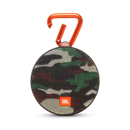 JBL Clip 2 Special Edition - Squad - Portable Bluetooth speaker - Hero