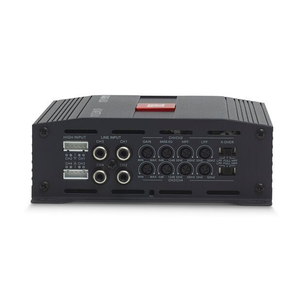 Stage Amplifier 6004